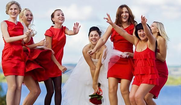 красная свадьба