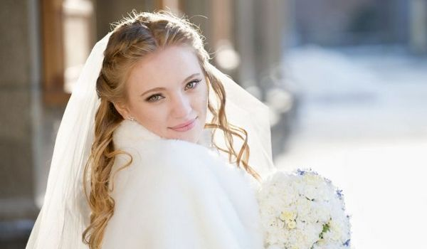 Зимний сценарий свадьбы
