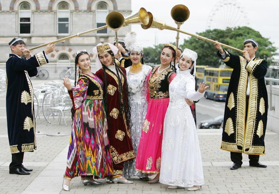Музыка узбекская свадебная