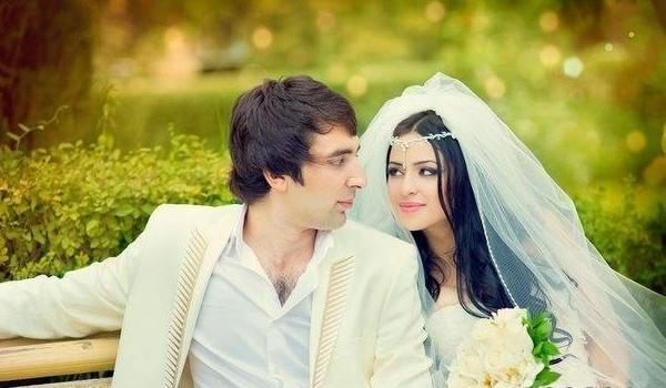 Свадьба дагестанца и русской девушки 3