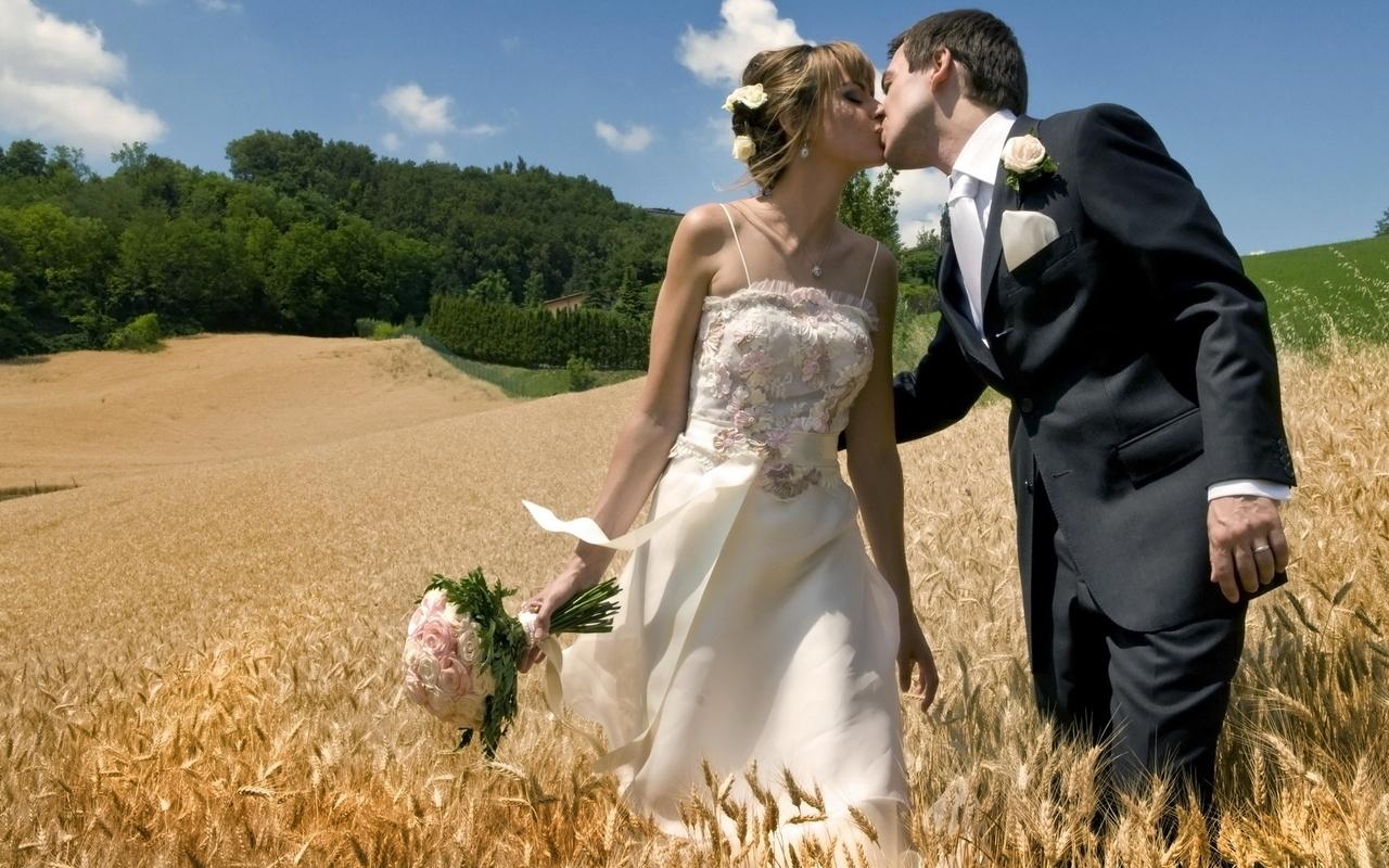 Русское поле на свадьбу