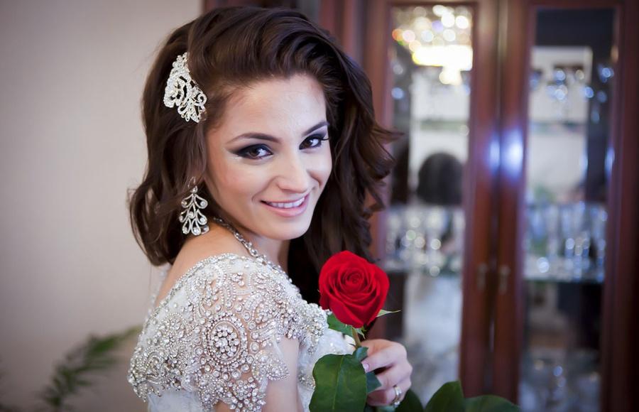 Дагестан платье невесты
