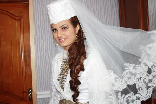 свадебные наряды в Осетии
