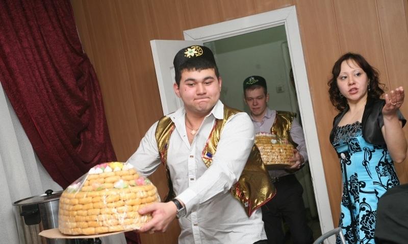 Сценарий юбилея для мамы на татарском языке