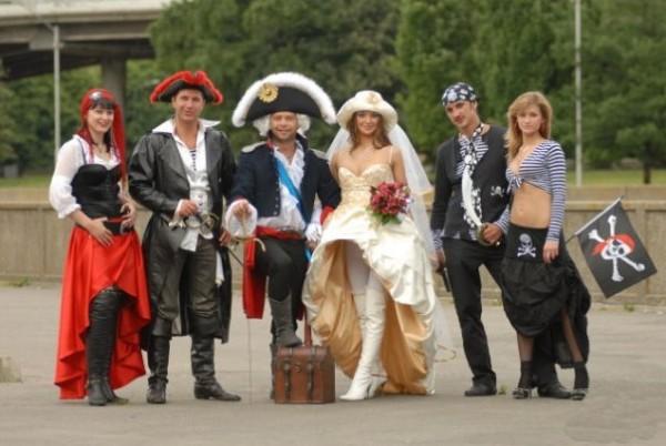 сказка про пиратов