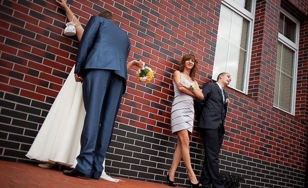 Свидетель на свадьбе: подбор, обязанности, активность