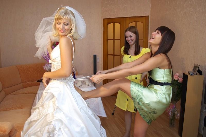 Что делает свидетельница на свадьбе от и до