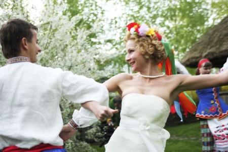 Украинские свадебные обряды