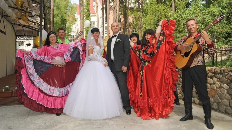 Сценарий выкупа невесты на цыганскую