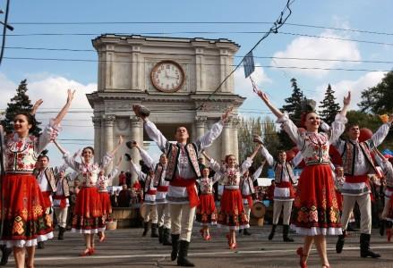 Свадьба в Молдавии