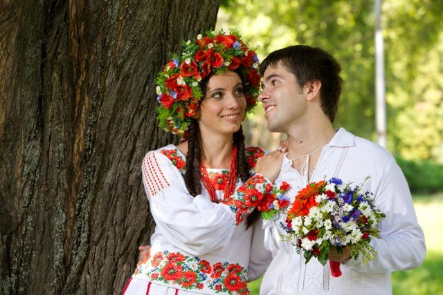 знакомство свидетелей перед свадьбой