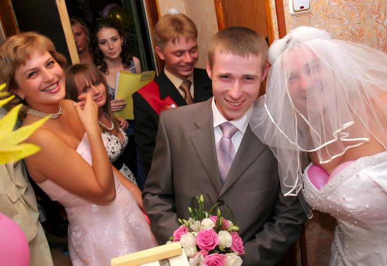 Выкуп невесты быстрый