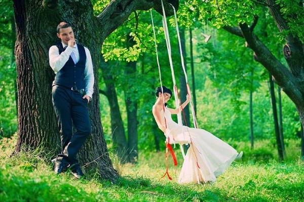невеста на кочелях