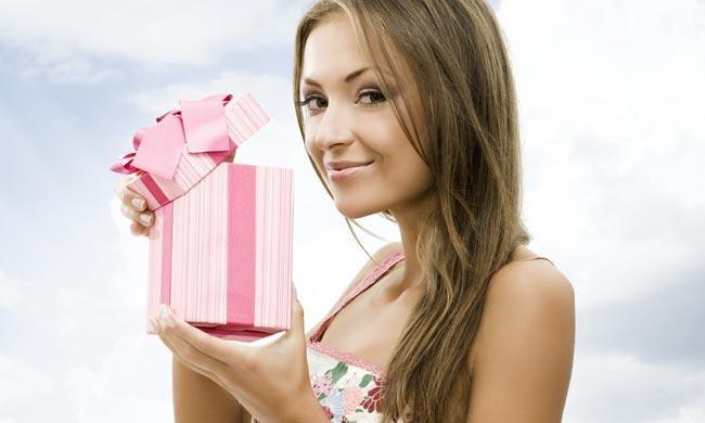 Какой девушки хотят подарок 60