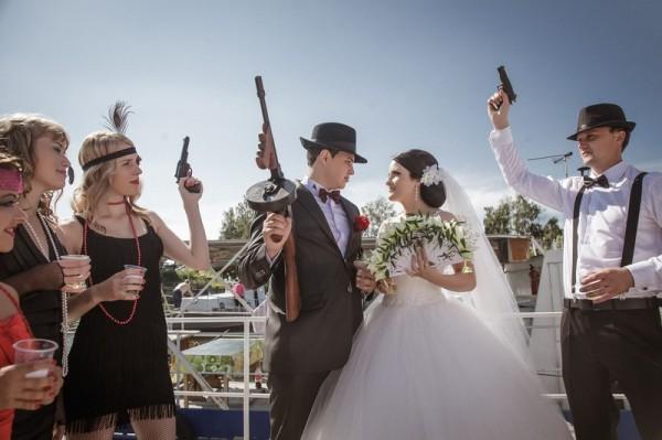 Гангстерское бракосочетание