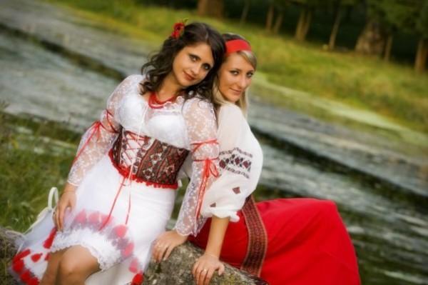 русский девичник