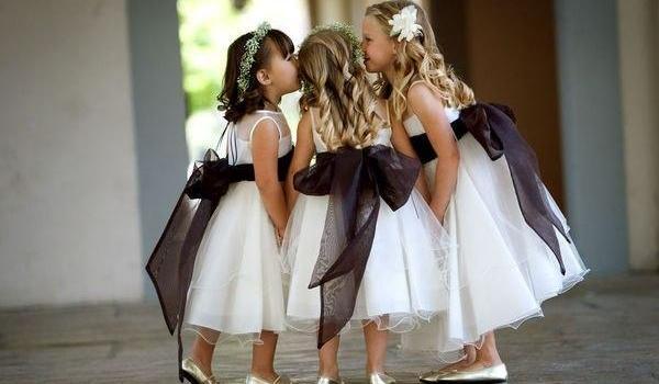 одежда для детей на свадьбу