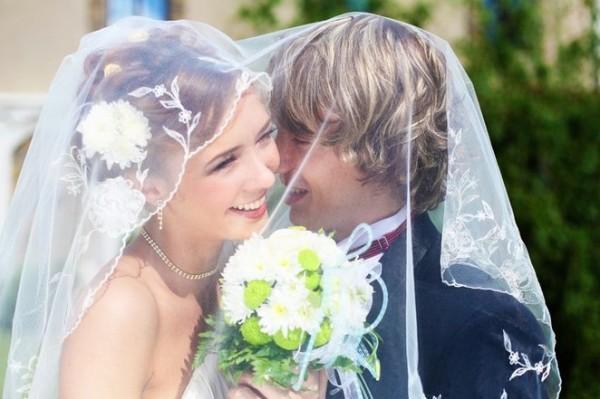 ритуал покрывания невесты