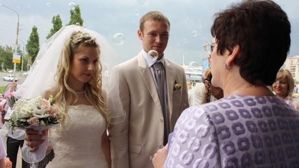 благословение на свадьбу