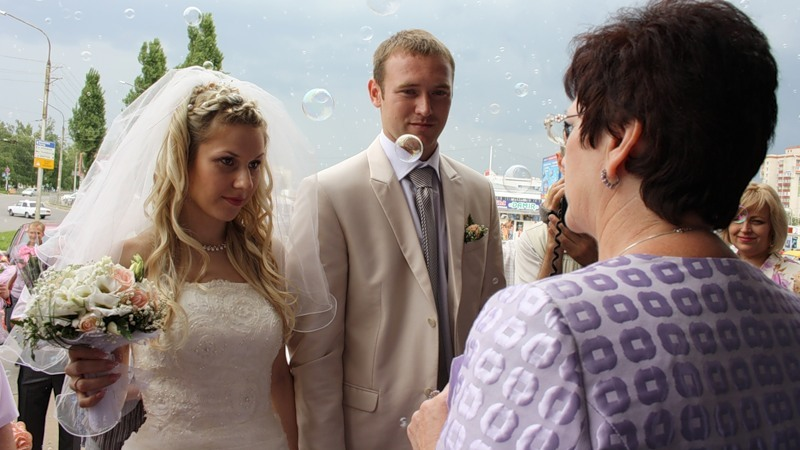 Текст на благословение на свадьбу