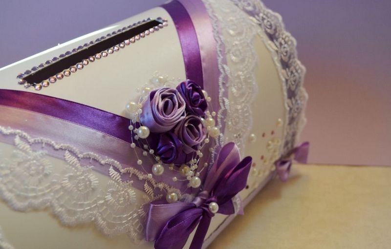 Как сделать свадебный сундук фото 157