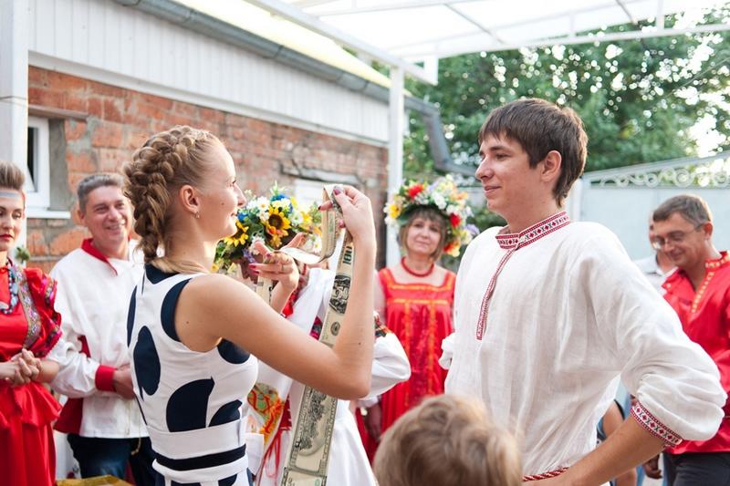 С чем идти на сватовство родителям жениха