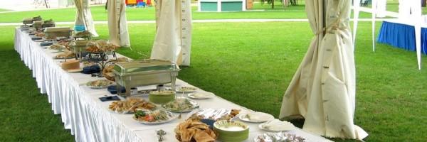 стол на второй день свадьбы