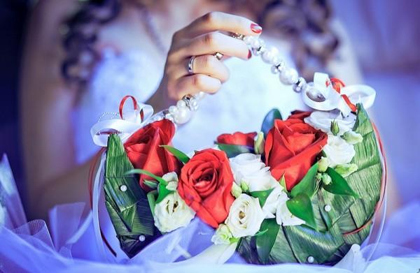 корзинка невесты