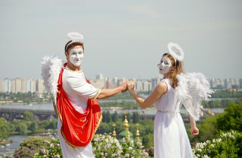 Прикольная сценка на свадьбу серебряную