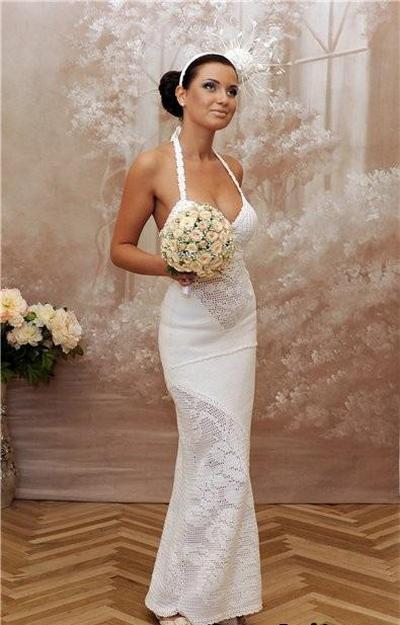 Создание свадебного платья i