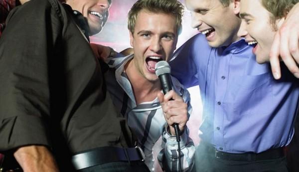 мужской вокал