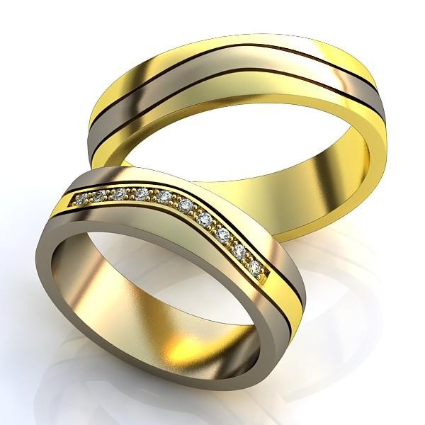 обручальные кольца адамас каталог