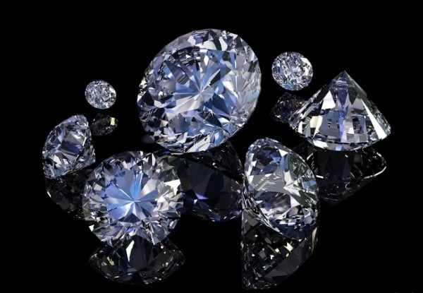 алмаз Tiffany