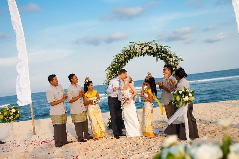 Heavenly bali wedding