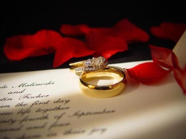 парные украшения на свадьбу