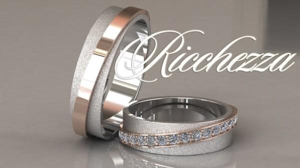 обручальные кольца ricchezza