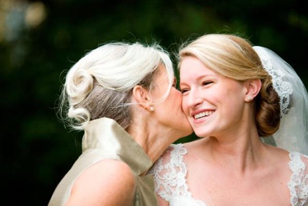 Поздравление мамы на свадьбе у дочери