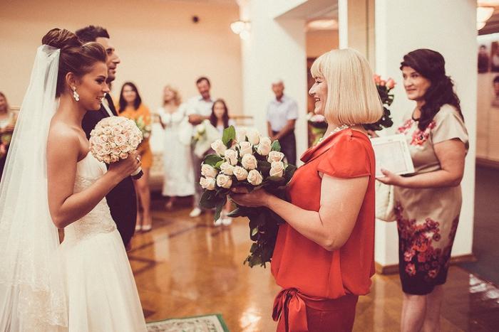 Поздравление крёстной на свадьбу