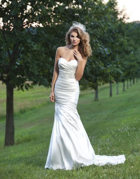 Свадебные платья Рыбка