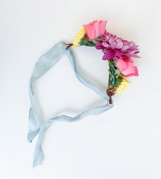 Браслет невесты из цветов фото