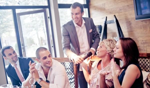 Тосты и притчи на свадьбу