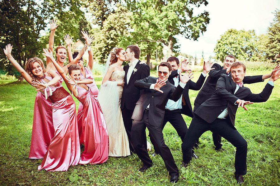Сюрприз на свадьбу видео