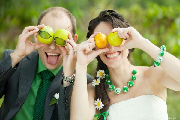свадебный юмор