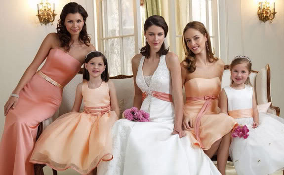 свита невесты