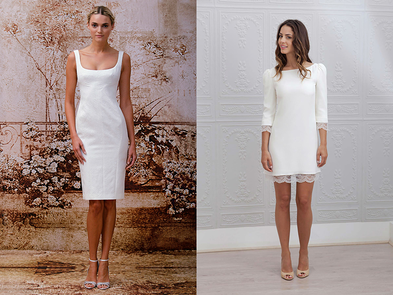 c09707219e2 Свадебное платье-футляр  как выбрать и сохранить.