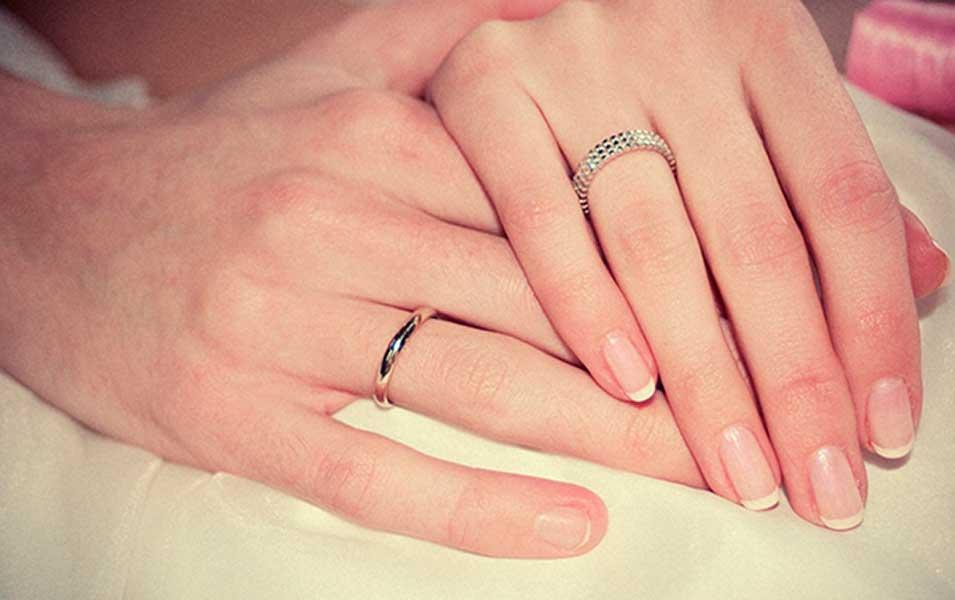 Нельзя носить кольцо безымянном пальце до свадьбы